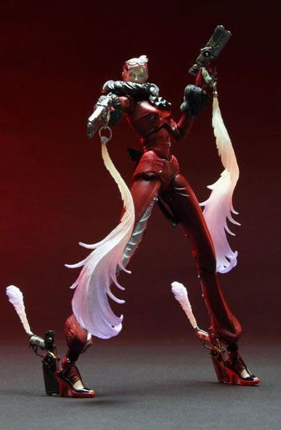The Bayonetta Figure That's Not Bayonetta