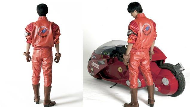 Akira Capsule Jacket Kaneda's Jacket From Akira