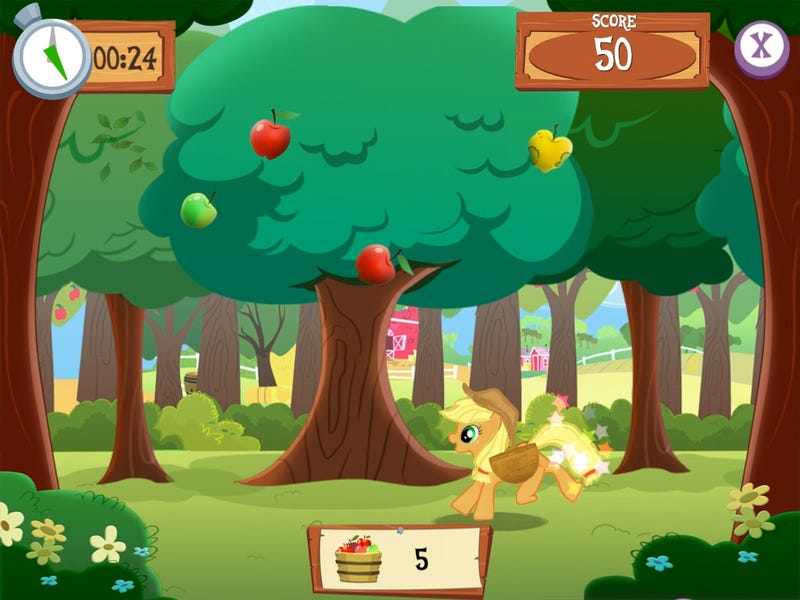 The My Little Pony: Friendship is Magic Video Game Screenshots are Here!