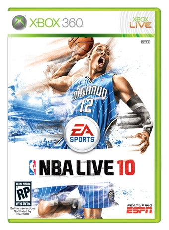NBA Live 10 Cover Has A Magical Center
