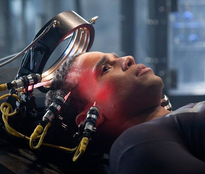 ​Almost Human goes back to the 1980s future
