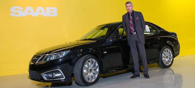 Saab's New Owner Has To Stop Production Over Money Problems