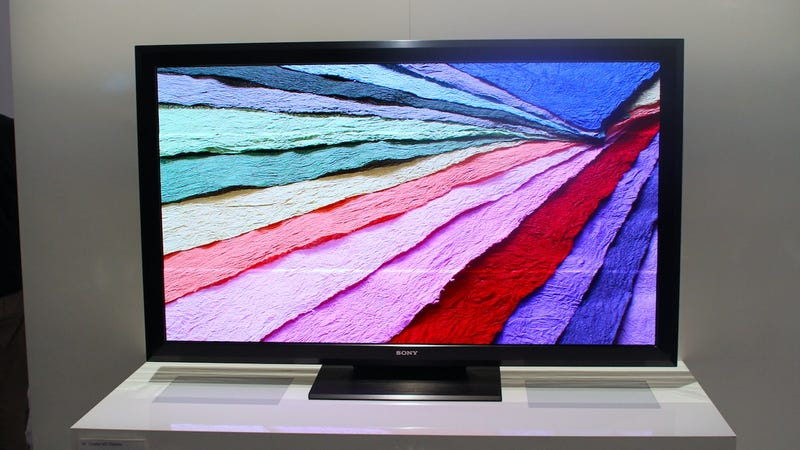 Eyes On Sony's Insane Crystal LED Prototype Display