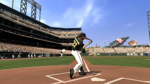 Check That — Check Swings Are Back in MLB 2K10