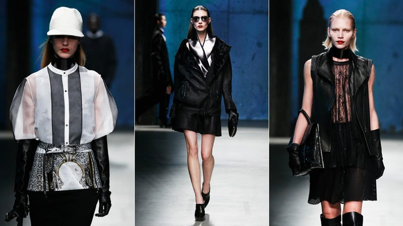 Kenneth Cole, for the Angry Androgynous Badass in You