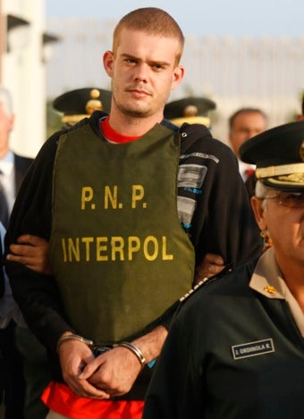 Joran Van Der Sloot Confesses To Murder Of Peruvian Student