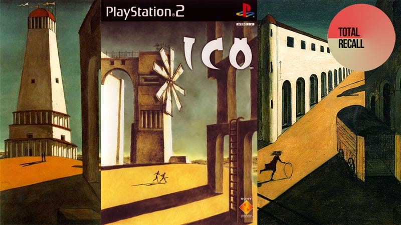 The Inspiration Behind Ico's Iconic Cover Art