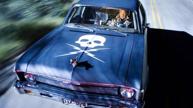 Top ten horror movie cars