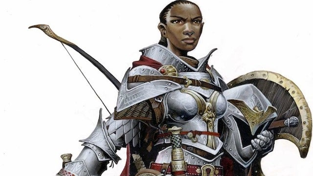 More racial diversity in Dungeons & Dragons, please