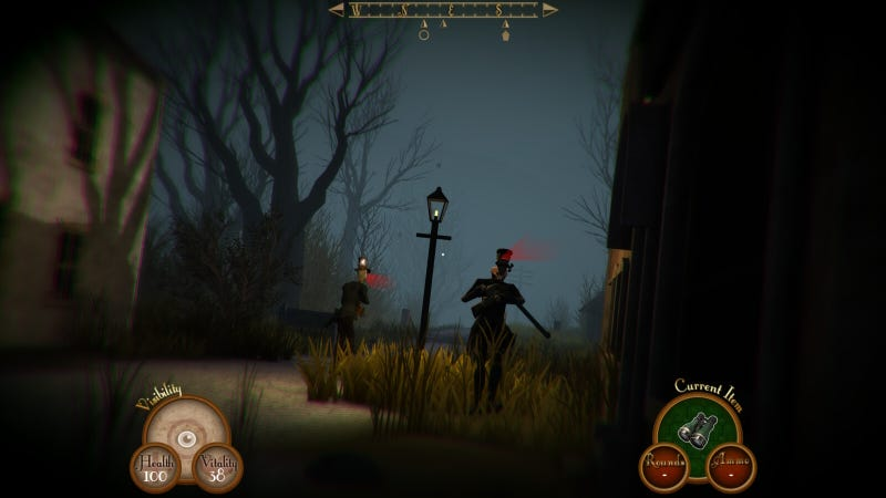 Sir, You Are Being Hunted Gets A Smashing Set of Gorgeous Screenshots