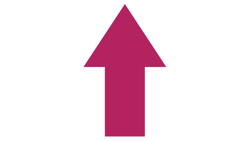 This Arrow Inadequately Indicates That Kotaku Has Gone Off-Kilter