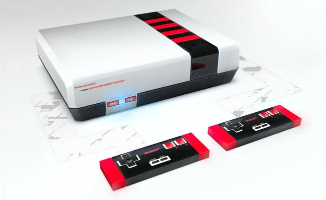 reNESED, The Redesigned NES
