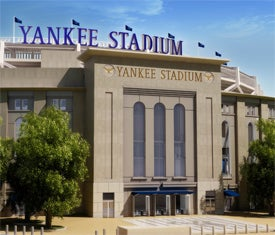 Playstation 3 Invades Yankee Stadium