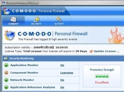 Download of the Day: Comodo Personal Firewall (Windows)