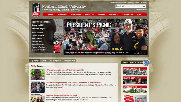 Northern Illinois University Bans Social Media, Happiness for Students