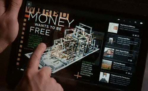 What Wired Will Look Like on the iPad