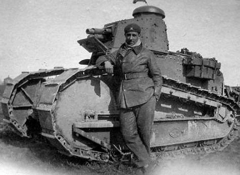 Renault: Born From Tanks