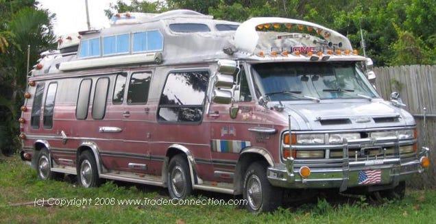 The GMC Van Makes a Comeback on eBay, Baby