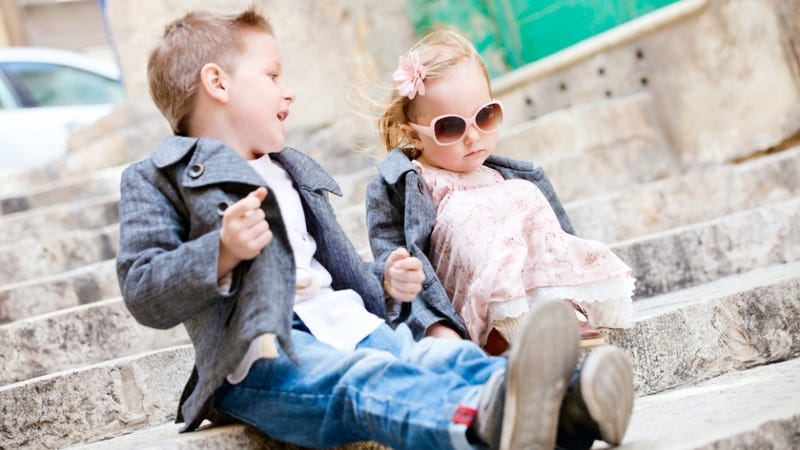Fashionista Kids Apparently Have a 'Style Gene'