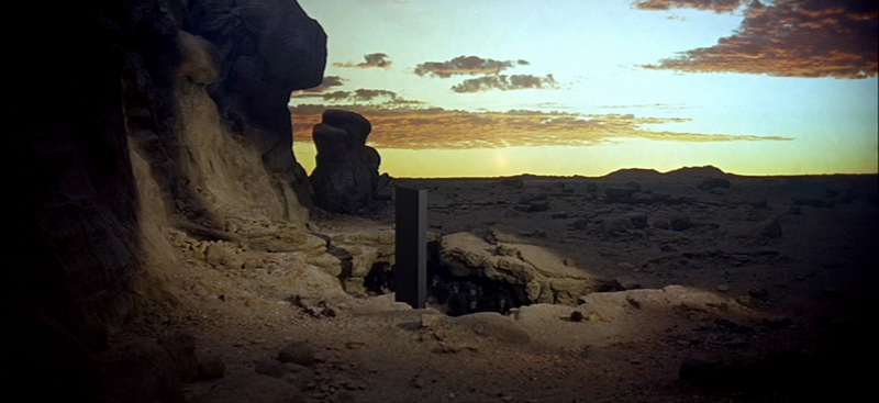 These Mysterious Desert Monoliths Are Actually Richard Serra Sculptures