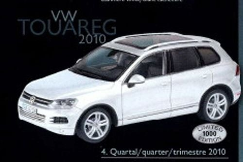 If Only The Real 2011 VW Touareg Was This Small