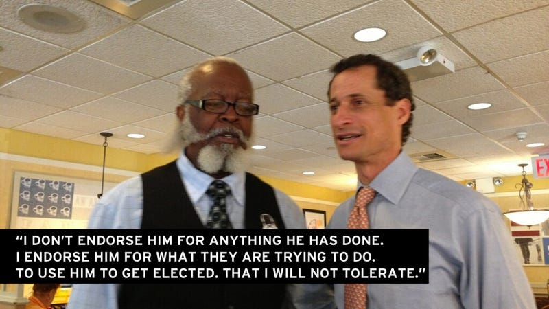 "Why Did You Endorse Weiner, Jimmy ""Rent Is Too Damn High"" McMillan?"