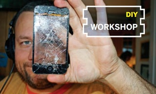 Repair Your iPhone Screen on the Cheap