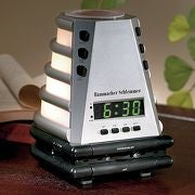 Progressive Wake Alarm Clock