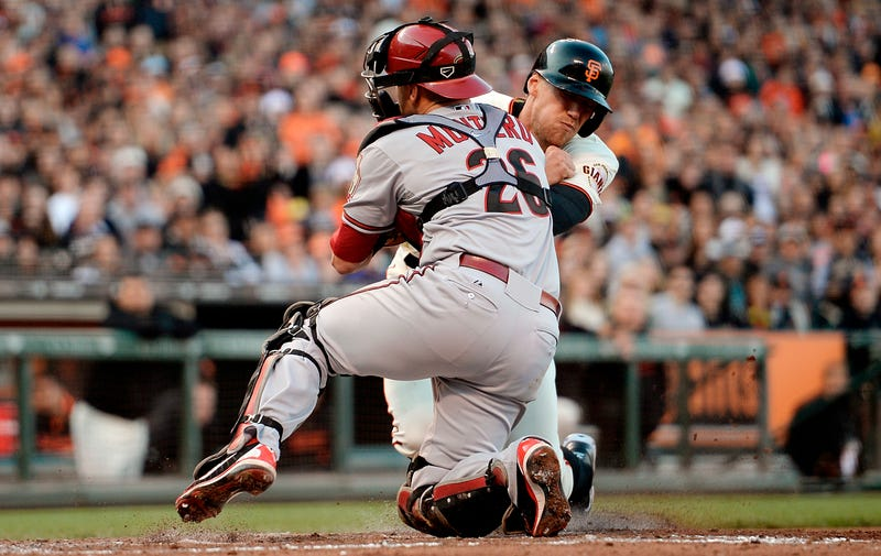 MLB Bans Home-Plate Collisions, But Not Really