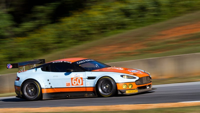 Petit Le Mans: GT