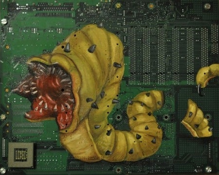 Motherboard Art Brings Life to Your Computer