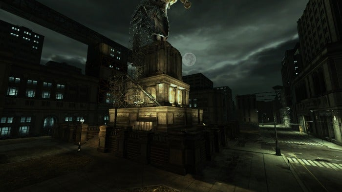 Screens Of Pandemic's Cancelled Batman Game