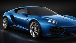The Lamborghini Asterion LPI 910-4 Is A 910 Horsepower Hybrid