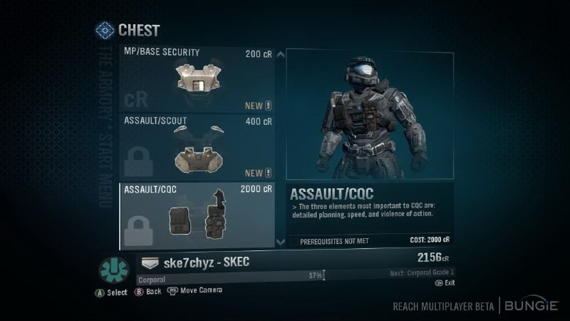 Halo: Reach Multiplayer Preview: A New Game, But Not Unfamiliar
