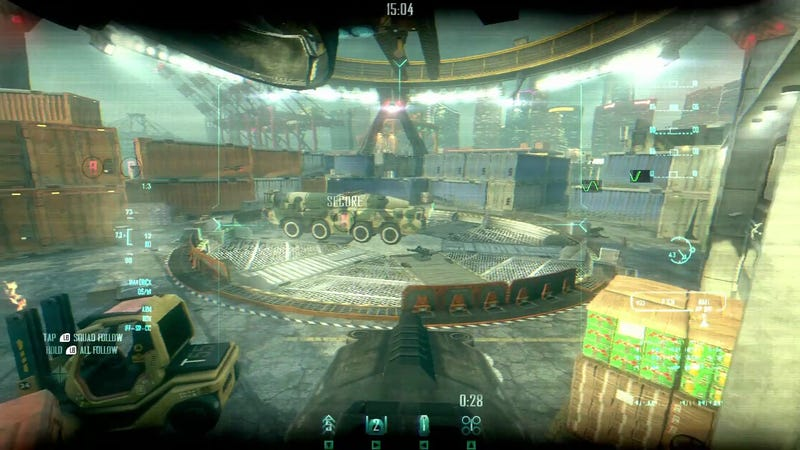 Black Ops II's 'Strike Force' Mode Adds a Branching Narrative With a Tactical Twist