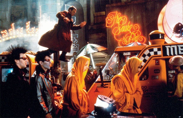 Blade Runner Is About To Get A Prequel Webseries