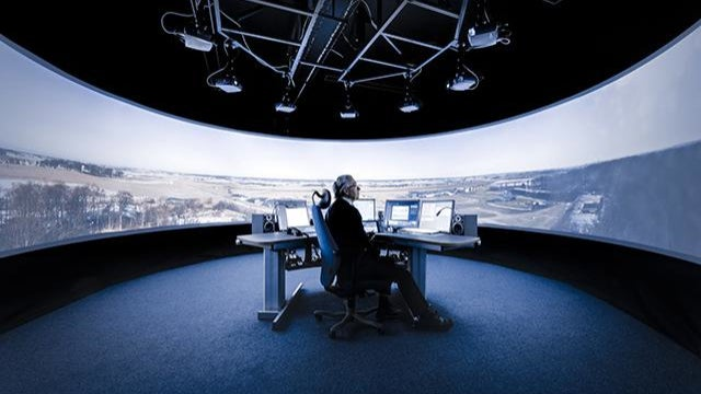 The World's First Remote-Controlled Air Tower Is From Saab