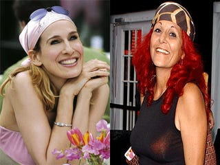 Sarah Jessica Parker Versus The Woman Who Made Her