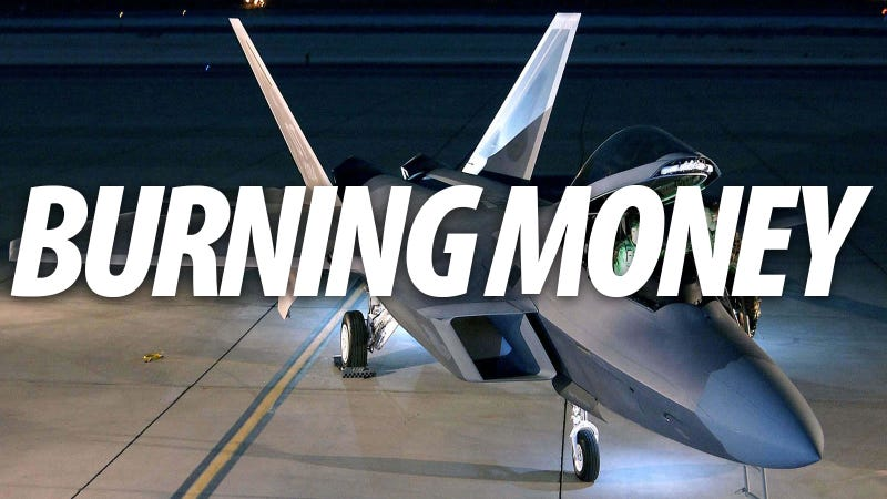 F-22 Failure Investigation Results: 'We Have No Clue'