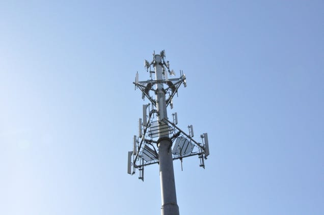 Giz Explains: How Cell Towers Work