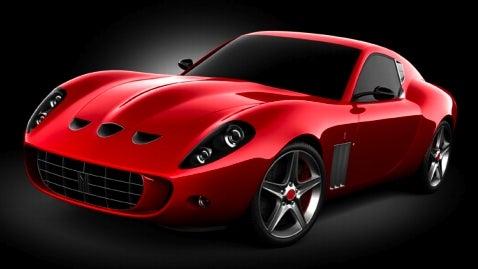 Vandenbrink Design to Build Coachworks Homage to the Ferrari 250 GTO