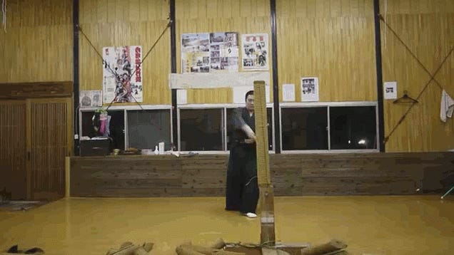 A Collection of Japanese Katana Fails