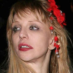 Courtney Love Tells PETA To F**k Off