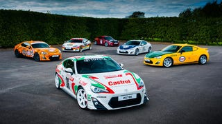 Here Are Some GT86s With Historic Liveries For Your Viewing Pleasure