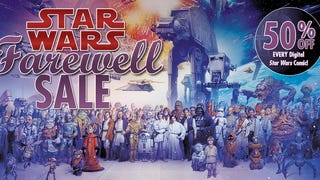 Hundreds of <i>Star Wars</i> Comics Are On Sale...Before They Disappear