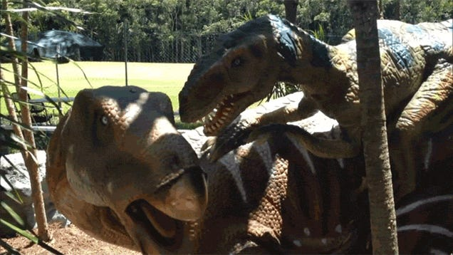 Real life Jurassic Park exists in Australia and everyone needs to go