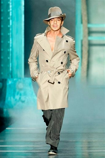 Galliano For Dior: For The Flirty, Foxy, Femme Fatale Film Star In You