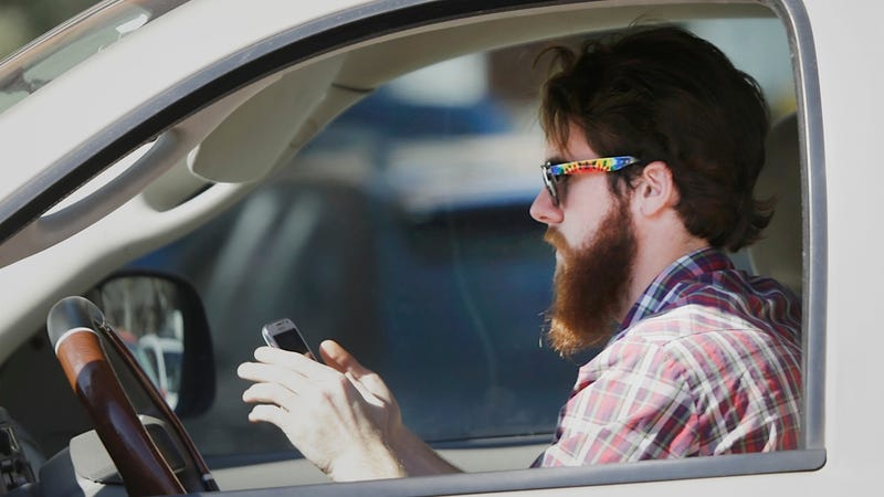Texting While Driving Isn't Just Stupid Behavior, It's an Epidemic