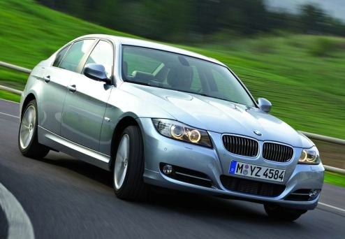 Facelift On 2009 BMW 3-Series Officially Minor