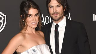 Nikki Reed and Ian Somerhalder Is Human